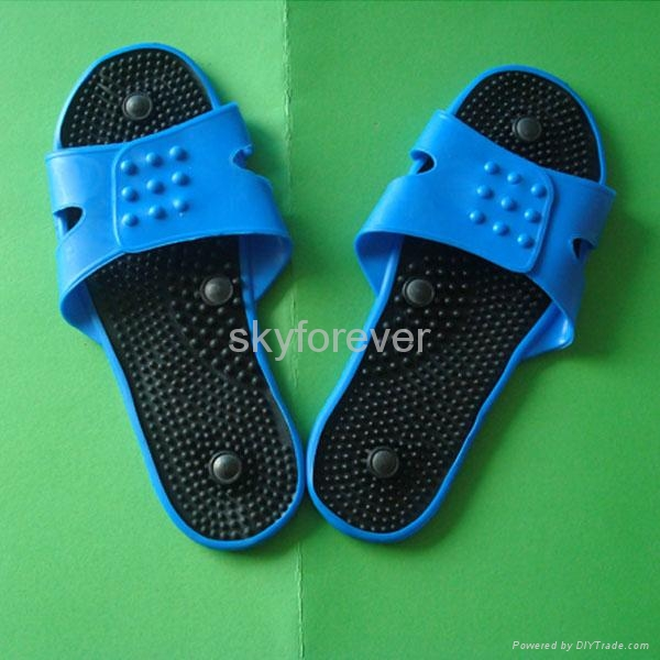 foot tens therapy massage slipper  2