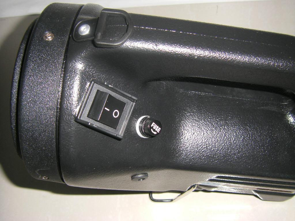 35W HID rechargeable spotlight:JG-868C 2
