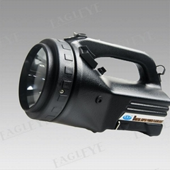 1.5 hour working time rechargeable spot light