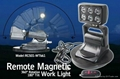 Wireless remote control searchlight and spotlight 3