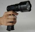 2013 Rechargeable LED Flashlight 3