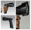 2013 Rechargeable LED Flashlight 4