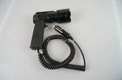 12V 10w Cree T6 10W LED handheld spotlight,marine searchlight