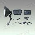12V 240mm100W Halogen Hunting Spotlight Shooting Gun Accessories 3