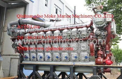 Supplying SXD diesel engine 1
