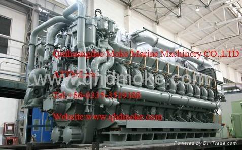 Supplying SXD diesel engine 2
