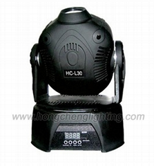 30W led moving head light