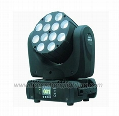 12X12w beam led moving head light