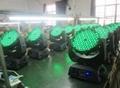 108 pcs zoom led moving head light 2