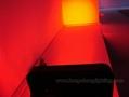 Guangzhou stage lighting flat led par can 4