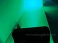 Guangzhou stage lighting flat led par can 5