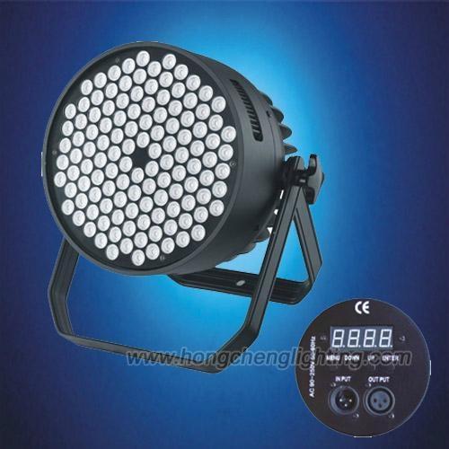 Hot top stage light 120*3w led par light 3