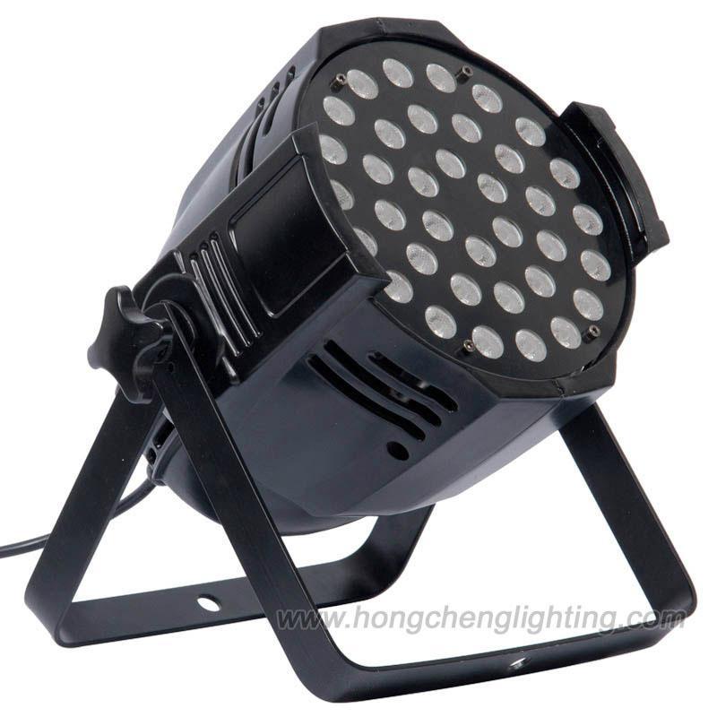 Hot sale 36x3w rgb led par light 2