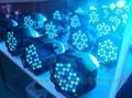 Hot sale 36x3w rgb led par light 4