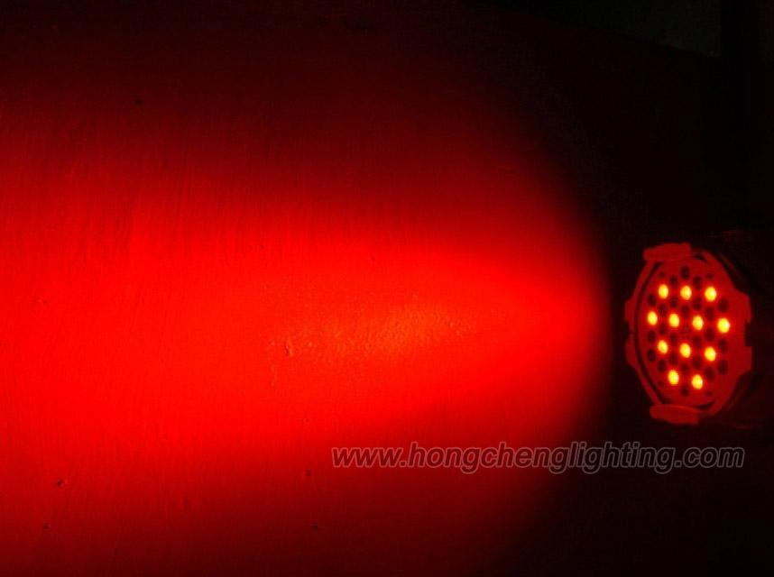 Hot sale 36x3w rgb led par light 5