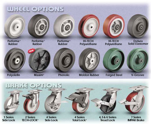 Colson Casters China Manufacturer Product Catalog
