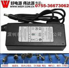 24V4A电源适配器