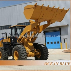 Best-Selling Wheel Loader with High quality and Competitive Price