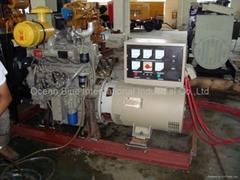 HF Diesel Generator