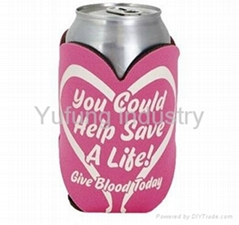 neoprene koozie,can cooler,bottle koozie,bottle holder