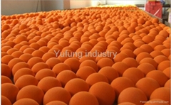 EVA rubber foam ball,NBR