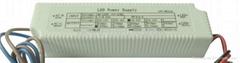 External 40 Watt LED power supply