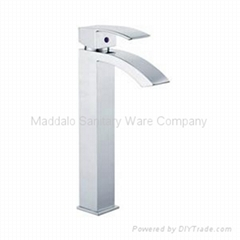 Tall Design Bathroom Basin Faucet