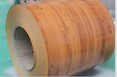 精緻木紋彩鋼板