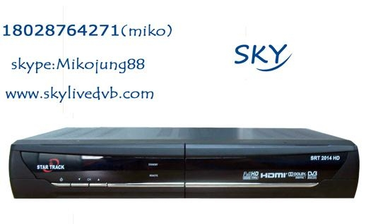 STAR TRACK FULL FTA HD Digital Satellite Receiver---2014 HD