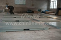 2*2M 1T Platform Scale Floor Scale