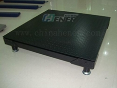 1.5*1.5M 10T Platform Scale Floor Scale (Double Deck)
