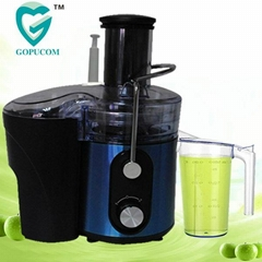 automatic cleaning electric press juicer