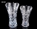 Tulipa Gesneriana Glass Vase