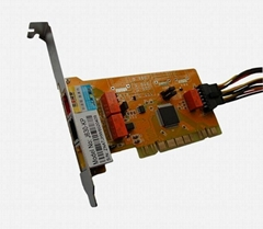 J630-KP-增強級雙網電源隔離卡