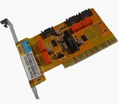J630-CS-基本級雙網串口隔離卡