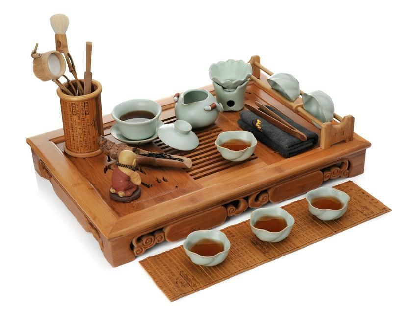 The King of Chinese Tea — Jade Tie Guan Yin 4