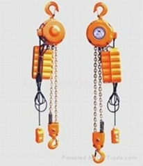 DHK high-speed chain electric hosit