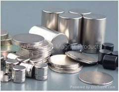 NdFeB magnet products