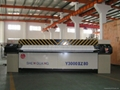 Shenguang YZ Series Steam Heated Ironer hotel linen laundry equipment 2