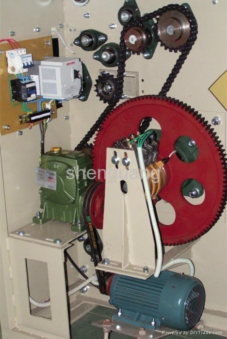 Shenguang YZ Series Steam Heated Ironer hotel linen laundry equipment 4