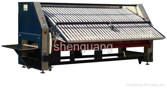 Folding Machine industrial laundry machine china 1