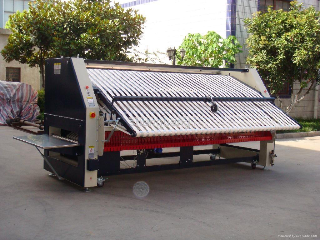 Folding Machine industrial laundry machine china 4