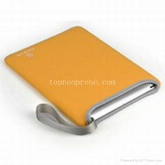 custom neoprene tablet notebook sleeve case bag