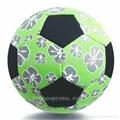 neoprene beach soccer ball football 2