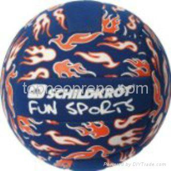 neoprene beach soccer ball football 4