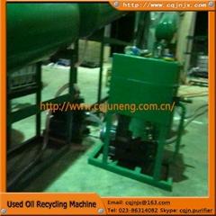 JNC 廢機油處理為柴油濾油機
