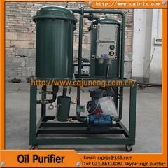 TLA系列輕質燃料油專用濾油機