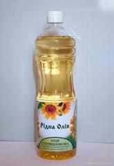 Refined Sunflower Oil, U