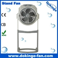 "ABS body material 12"" box fan with stand (KYT30-08S) 1"