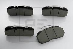 Truck brake pads 29030